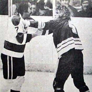combat hockey