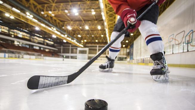 entraintement hockey