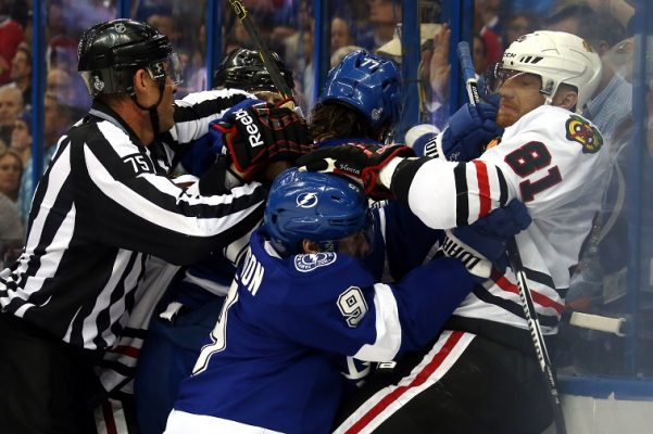 regle hockey